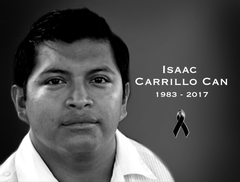 Isaac Esau Carrillo Can
